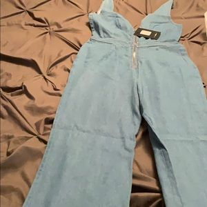 Brand new with tags jean jumper